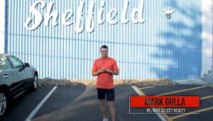 Mark Vs. at Sheffield Lanes
