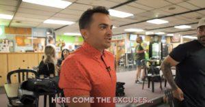 Mark Vs. The Nicastro Bros - Excuses